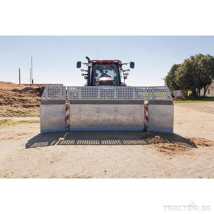 Други Внос Гребло за силаж Флигел 0 - Трактор БГ