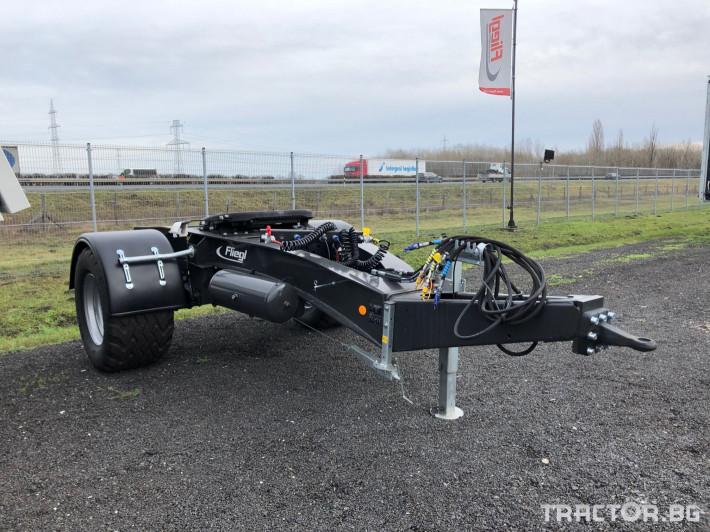 Ремаркета и цистерни Едноосно Доли 0 - Трактор БГ