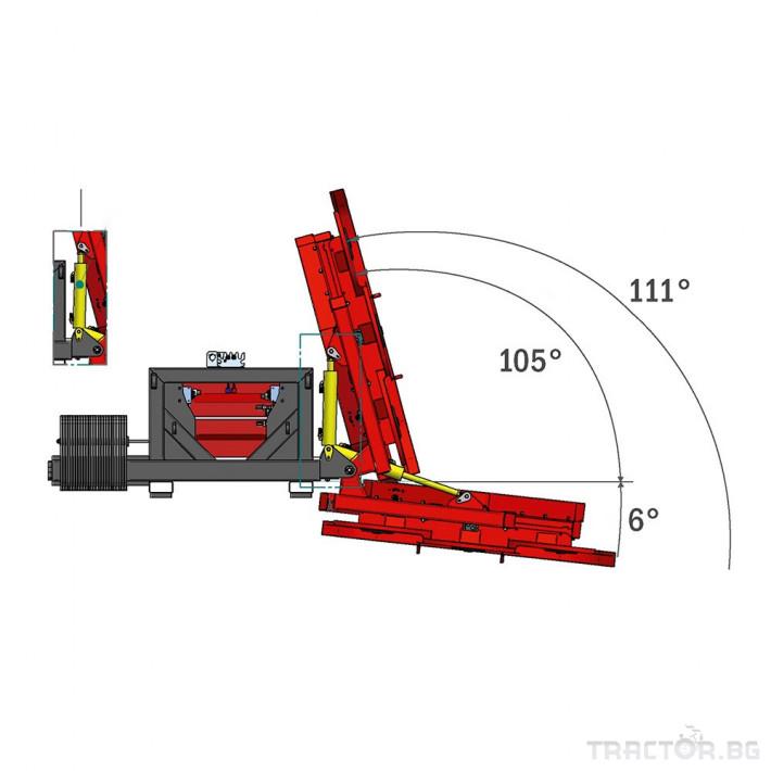 Техника за почистване Универсален храсторез от фирма Fliegl 1 - Трактор БГ