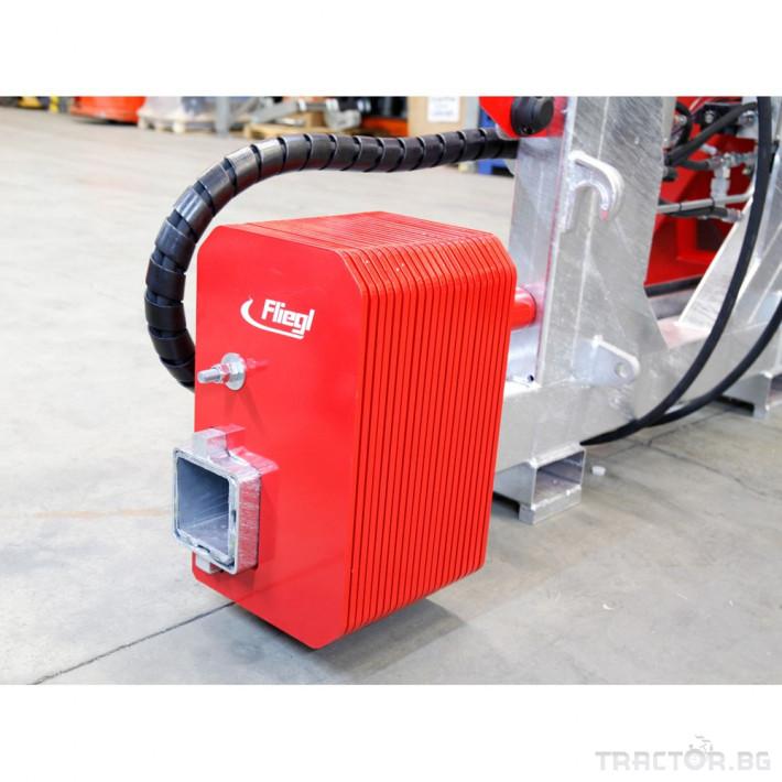Техника за почистване Универсален храсторез от фирма Fliegl 5 - Трактор БГ