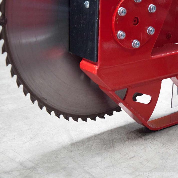 Техника за почистване Универсален храсторез от фирма Fliegl 6 - Трактор БГ