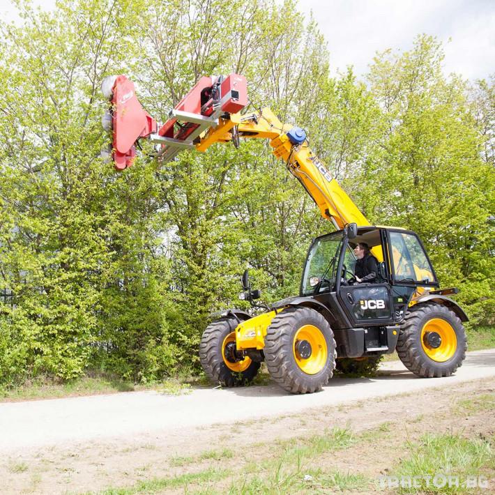 Техника за почистване Универсален храсторез от фирма Fliegl 7 - Трактор БГ