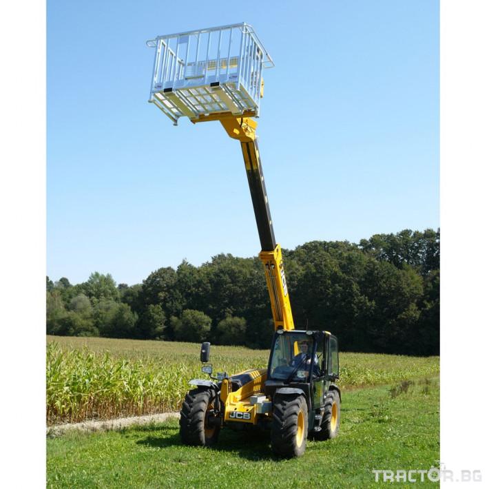 Други Внос Универсална вишка / работна платформа 3 - Трактор БГ