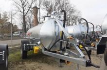 Вакуумна цистерна Флигел 6200 литра