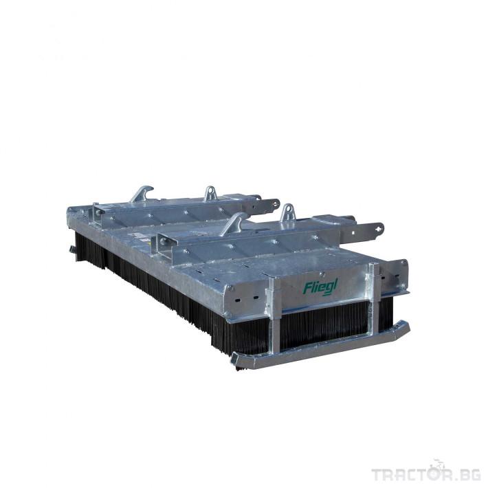 Техника за почистване Fliegl универсална комунална метла / комунална четка 0 - Трактор БГ