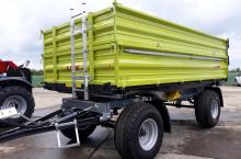Fliegl Самосвално ремарке с тристранно разтоварване 11 тона